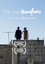 Poster – Joe (Gregory Pakis) & Vee (Chloe Gardner) – Picture: Martin Cepan
